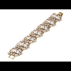JCrew Glass Bead Bracelet